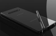 Samsung Galaxy Note 10 กับภาพคอนเซ็ปต์ชุดใหม่ มาพร้อมปากกา S Pen ติดกล้องคู่สำหรับถ่ายเซลฟี่ และกล้องหลัง 4 ตัว บนดีไซน์จอแบบ All-Screen
