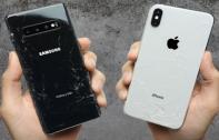 ทดสอบ Drop Test ระหว่าง Samsung Galaxy S10+ และ iPhone XS Max เรือธงรุ่นคู่แข่ง รุ่นใดแข็งแกร่งและทนทานกว่า ให้คลิปตัดสิน