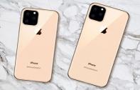 iPhone XI จ่อมาพร้อมหน้าจอใหญ่ขึ้นเป็น 6.1 นิ้ว และ 6.5 นิ้วบน iPhone XI Max ตัวเครื่องหนาขึ้น พร้อมกล้องหลัง 3 ตัว ในดีไซน์กรอบสี่เหลี่ยมคล้าย Huawei Mate 20