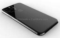 iPhone XI (iPhone 11) กับภาพเรนเดอร์ล่าสุดแบบ 360 องศา จอบากเล็กลง กระจกด้านหลังตัวเครื่องปรับดีไซน์ใหม่ บนหน้าจอขนาดเท่าเดิมที่ 5.8 นิ้ว