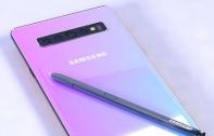 Samsung Galaxy Note 10 ว่าที่มือถือเรือธงรุ่นใหม่ อาจมีให้เลือกมากถึง 5 สี และจะเป็นรุ่นแรกของซีรี่ส์ที่มี 2 ขนาดหน้าจอ คาดรุ่นท็อปจ่อใช้ชื่อ Samsung Galaxy Note 10 Pro
