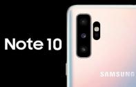 Samsung Galaxy Note 10 เผยภาพเคสชุดล่าสุด ยืนยันดีไซน์กล้องด้านหลังเปลี่ยนเป็นกล้องแนวตั้ง ไร้เงาช่องหูฟัง ลุ้นเปิดตัวสิงหาคมนี้ มีให้เลือก 2 รุ่น