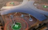 ยลโฉมคอนเซ็ปต์ Uber Air Skyport สถานีสำหรับบริการแท็กซี่ลอยฟ้าจาก Uber ก่อนเริ่มให้บริการจริงในปี 2023
