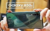 [พรีวิว] Samsung Galaxy A50s สมาร์ทโฟน A Series ตัวเก่งเหมือนเดิม เพิ่มเติมคือกล้องหลัง 3 ตัว 48 ล้าน และตัวเครื่องลาย Holographic สุดแพรวพราว พร้อมกันสั่น Super Steady เหมือน Note10 ในราคา 10,990 บาท