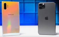 เปรียบเทียบความเร็วในการเปิดแอปพลิเคชัน (Speed Test) ระหว่าง iPhone 11 Pro Max และ Samsung Galaxy Note 10+ เรือธงแห่งปี 2019 รุ่นไหนเปิดแอปฯ ได้ไวกว่า ชมคลิป