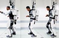 ผู้ป่วยอัมพาตชาวฝรั่งเศส กลับมาเดินได้อีกครั้ง ด้วย Exoskeleton ชุดหุ่นยนต์เพิ่มพลังที่ควบคุมการเดินและการขยับร่างกายได้ด้วยการคิด