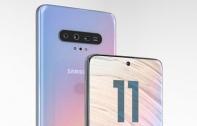 Samsung Galaxy S11 จ่อมาพร้อมกล้องหน้ามากถึง 3 ตัว และชิปตัวแรง Exynos 990/Snapdragon 865 บนดีไซน์หน้าจอแบบ Infinity-O Display