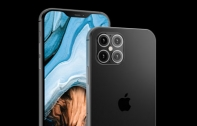 iPhone 12 (iPhone ปี 2020) ชมภาพเรนเดอร์ล่าสุด ยังคงใช้ดีไซน์จอบาก แต่ปรับขนาดเล็กลง พร้อมอัปเกรดเป็นกล้องหลัง 4 ตัว
