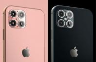 iPhone 12 Pro ชมภาพคอนเซ็ปต์ตัวเครื่อง 2 สีใหม่ Rose Gold และ Midnight Blue บนดีไซน์ตัวเครื่องสไตล์เดียวกับ iPhone 4 พร้อมอัปเกรดเป็นกล้องหลัง 4 ตัว