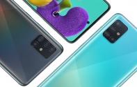 เปิดตัว Samsung Galaxy A51 และ Galaxy A71 มือถือกล้องหลัง 4 ตัวดีไซน์ใหม่รูปตัว L พร้อม RAM 8 GB และ Android 10 เคาะราคาที่หมื่นต้น ๆ