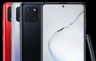 Samsung Galaxy Note 10 Lite หลุดภาพตัวเครื่องจริง ยืนยันดีไซน์หน้าจอเจาะรู, กล้องหลัง 3 ตัวในกรอบสี่เหลี่ยม และรองรับปากกา S Pen ลุ้นเปิดตัวในไทยเร็ว ๆ นี้