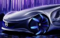 เผยโฉม Mercedes-Benz Vision AVTR คอนเซ็ปต์ยานยนต์แห่งโลกอนาคต ที่ได้แรงบันดาลใจในการออกแบบจากหนังฟอร์มยักษ์เรื่อง Avatar