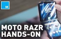พรีวิว Motorola RAZR (2019) มือถือจอพับได้ในรูปแบบของฝาพับสุดคลาสสิค ในงาน CES 2020
