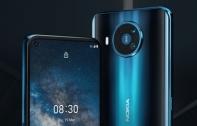 เปิดตัว Nokia 8.3 5G มือถือ 5G รุ่นแรกของค่าย มาพร้อมชิป Snapdragon 765G, กล้องหลัง 4 ตัว 64MP จาก ZEISS และ RAM 8 GB บนจอไซซ์ยักษ์ 6.81 นิ้ว เริ่มต้นที่ 20,990 บาท