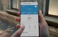 Samsung Galaxy Note 20 หลุดภาพตัวเครื่องบนคลิปโฆษณาซัมซุง จ่อมาพร้อมดีไซน์จอใหญ่ไร้ขอบ และซ่อนกล้องใต้จอ