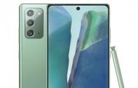 Samsung Galaxy Note 20 เผยภาพตัวเครื่องสีเขียว Mystic Green ลุ้นมาพร้อม RAM 8 GB และกล้อง 12MP บนจอ 6.7 นิ้ว นับถอยหลังเปิดตัว 5 ส.ค.นี้