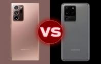 เปรียบเทียบสเปก Samsung Galaxy Note20 Ultra vs Samsung Galaxy S20 Ultra เรือธงสเปกแรงจากค่ายเดียวกัน แตกต่างกันอย่างไร ?