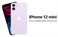 iPhone 12 mini คาดการณ์ 5 ฟีเจอร์ที่คาดว่าน่าจะมีบนไอโฟนรุ่นเล็ก ราคาย่อมเยา อุ่นเครื่องก่อนเปิดตัวคืนนี้