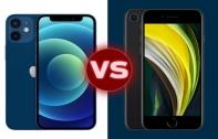 เปรียบเทียบสเปก iPhone 12 mini และ iPhone SE 2020 ไอโฟนรุ่นเล็ก แตกต่างกันตรงไหน ?