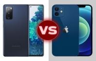 เปรียบเทียบสเปก Samsung Galaxy S20 FE 5G และ iPhone 12 มือถือ 5G รุ่นคู่แข่ง แตกต่างกันอย่างไร ?