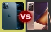 เปรียบเทียบสเปก iPhone 12 Pro Max vs Samsung Galaxy Note 20 Ultra เรือธงตัวท็อป แตกต่างกันแค่ไหน รุ่นไหนโดดเด่นกว่า ?