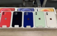 iPhone 12 เผยภาพถ่ายตัวเครื่องจริงครบทั้ง 5 สี สีไหนสวยสุด ให้ภาพตัดสิน