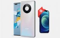 โปรสุดปังที่จีน! ซื้อ HUAWEI Mate 40 Pro แถมฟรี iPhone 12