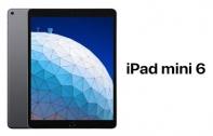 iPad mini 6 จ่อเปิดตัวเดือนมีนาคมนี้ อัปเกรดจอใหญ่ขึ้นเป็น 8.4 นิ้ว รองรับ Touch ID และใช้ดีไซน์เดียวกับ iPad Air 3