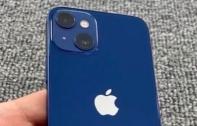 หลุดภาพแรก iPhone 13 mini รุ่นต้นแบบ เผยดีไซน์กล้องหลังใหม่แบบแนวทแยง