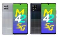 เปิดตัว Samsung Galaxy M42 5G มือถือ 5G รุ่นแรกในตระกูล M series มาพร้อมชิป Snapdragon 750G, RAM 8 GB และกล้อง 48MP เคาะราคาไม่ถึงหมื่น