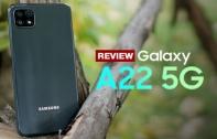 [รีวิว] Samsung Galaxy A22 5G มือถือ 5G ราคาต่ำกว่าหมื่น มาพร้อมจอ 90Hz ไซซ์บิ๊ก 6.6 นิ้ว, ชิป Dimensity 700 5G และกล้อง 48MP เคาะราคาที่ 8,299 บาท