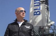 Jeff Bezos พิชิตภารกิจท่องอวกาศครั้งแรก พร้อมเผยไอเดียใหม่ ย้ายอุตสาหกรรมที่เป็นมลพิษทั้งหมดไปยังนอกโลก