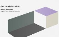 เตรียมพร้อมกับงาน Samsung Galaxy Unpacked: Get ready to unfold  พบกัน 11 สิงหาคมนี้ 3 ทุ่ม (เวลาประเทศไทย)