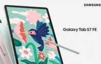ซัมซุงเปิดตัวสมาชิกใหม่ Galaxy Tab S7 FE  เอาใจแฟนๆ ด้วยหน้าจอใหญ่ไม่เหมือนใคร พร้อมปากกา S Pen ในกล่อง มอบประสบการณ์การใช้งานแบบ Multi-Tasking ทั้งเรียนและเล่นไม่มีสะดุด