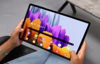 Samsung Galaxy Tab S8 Ultra แท็บเล็ตเรือธงตัวท็อป จ่อใช้ชิป Exynos 2200 รุ่นใหม่ แรงท้าชน iPad Pro ชิป M1
