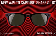 Facebook จับมือ Ray-Ban เปิดตัว Ray-Ban Stories แว่นอัจฉริยะติดกล้อง ถ่ายคลิปถ่ายรูป รับสายได้