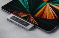 HyperDrive 6-in-1 USB-C Media Hub อุปกรณ์เสริมสารพัดประโยชน์สำหรับ iPad มีพอร์ตมากถึง 6 พอร์ต พร้อมปุ่มควบคุมการเล่นเพลง