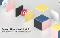 Galaxy Unpacked Part 2 พบกับประสบการณ์ใหม่ของการสะท้อนตัวตนที่แตกต่างผ่านเทคโนโลยี  ในวันที่ 20 ตุลาคมนี้ เวลา 3 ทุ่มประเทศไทย