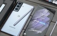 Samsung Galaxy S22 อัปเดตข้อมูลล่าสุด จ่อมาพร้อมดีไซน์จอชิดขอบ ขอบจอบางเฉียบกว่าเดิม และหน้าจอกว้างขึ้น