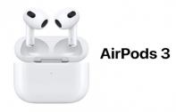 เปิดตัว AirPods 3 รองรับ Spatial Audio แบตอึดขึ้นใช้ได้นาน 6 ชั่วโมง และดีไซน์ใหม่ ก้านหูฟังสั้นลง เคาะราคาที่ 6,790 บาท