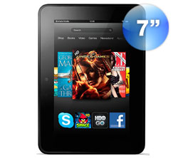 รูปภาพ  Amazon Kindle Fire HD 7