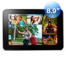 รูปภาพ  Amazon Kindle Fire HD 8.9