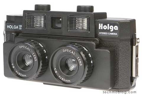 3d camera by holga