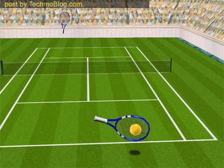 Hit Tennis2