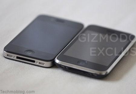 ดุกันชัดๆระหว่าง iPhone 4G กับ iPhone 3Gs