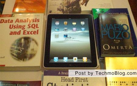 ebook-iPad