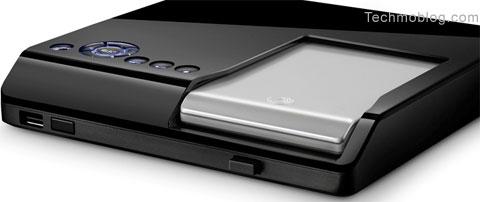 เครื่องเล่นวีดีโอ Hi-Def จากฮาร์ดดิสของ Samsung