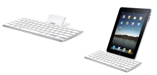 iPad dock ที่ผนวกเอา keyboard เอามาไว้ด้วยกัน