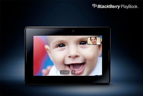 BlackBerry PlayBook Tablet