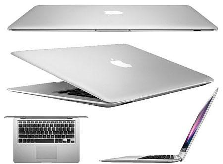 รูปนี้เป็น MacBook Air รุ่นปัจจุบันนะครับ ตัวใหม่จะบางกว่านี้อีกครับ!!